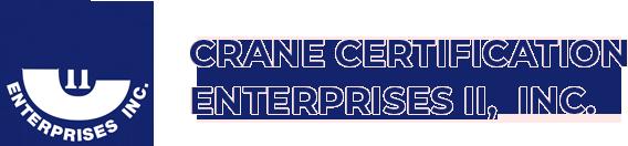 Crane Certification Enterprises II, INC